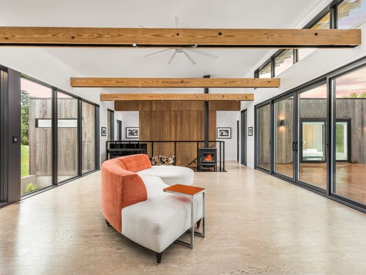 Copperwood In Zionsville Was Designed By HAUS Architecture