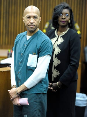 Former Detroit City Council president and broadcast journalist Charles Pugh pleaded guilty Wednesday to having sexual intercourse with a 14-year-old boy as part of a plea deal.