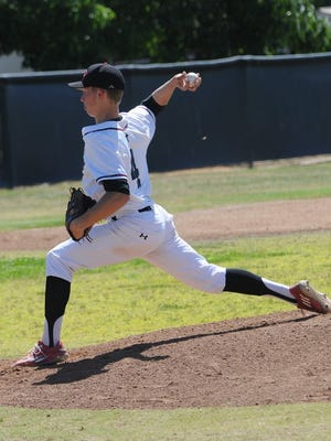 After leading Grace Brethren to a CIF title game last season, Pierson Ohl returns as one of the top pitchers in the county.
