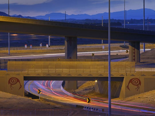 There were four fatal crashes on the Loop 303 in the