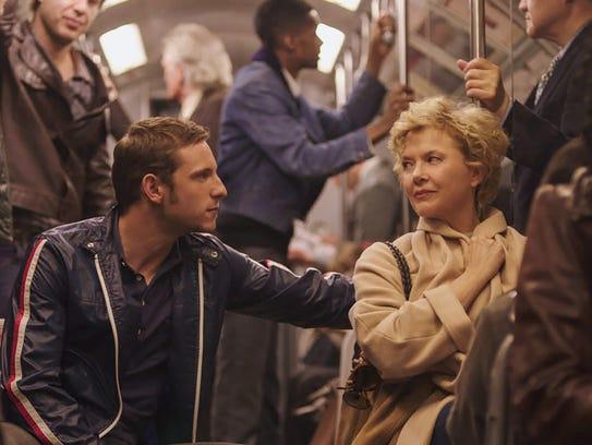"Jamie Bell and Annette Bening star in ""Film Stars Don't"