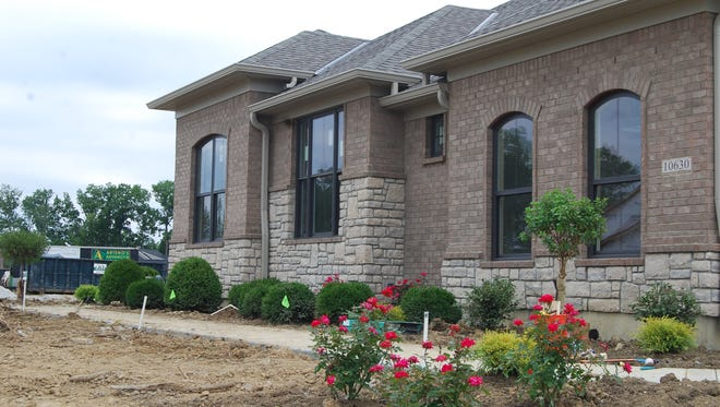 One of five Triple Crown homes that was featured in HomeFest from August 2014.