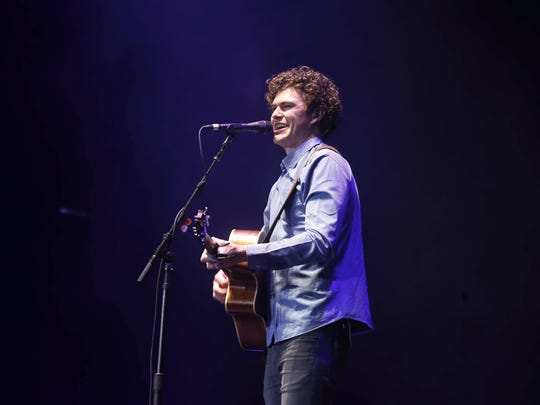 Vance Joy will perform at Phoenix's Comerica Theatre on April 21, 2018.