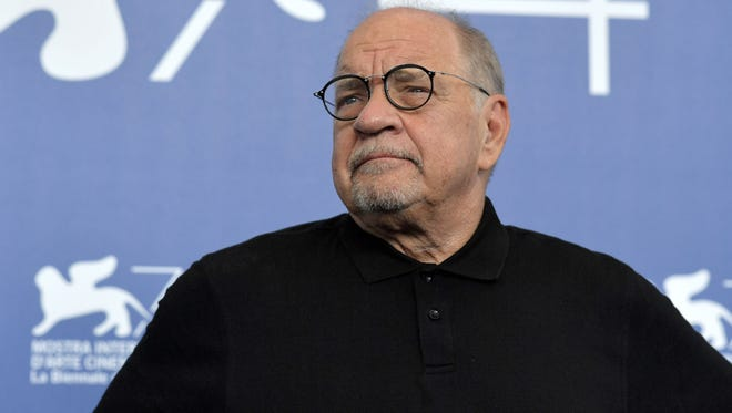 """""""There's a real sense of completion and gratification in completing the circle that this film represents,"""" Paul Schrader says of """"First Reformed."""""""