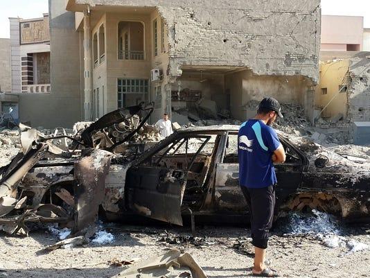 EPA IRAQ CONFLICT WAR ARMED CONFLICT IRQ