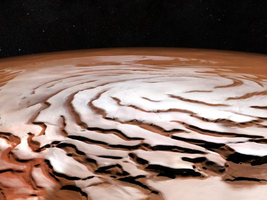 EPA MARS SPACE PROGRAMMES SNOW SCI SPACE PROGRAMMES ---