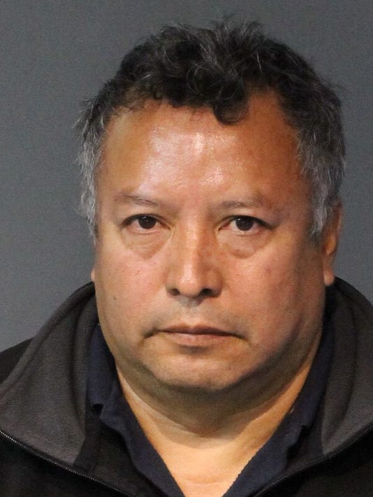 MUG SHOT Sergio Sotomayor Amones