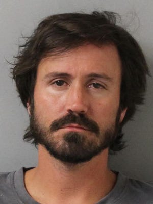 Forrest Broderick, 35, was taken into custody early Monday morning.