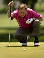 Endicott native Richie Karl, the 1974 B.C. Open champion,