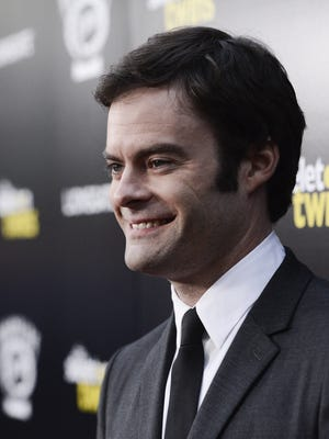 """In """"The Skeleton Twins,"""" Bill Hader plays the suicidal gay brother of fellow """"Saturday Night Live"""" alum Kristen Wiig."""