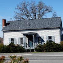 Hinesburg former police station about to become offices of Energy Futures Group. The interior will be renovated and the exterior will retain its historic appearance.