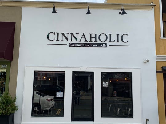The new Cinnaholic location coming to Westfield.