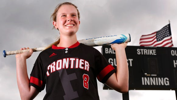 Kc Clapper of Frontier High School is the 2017 Journal