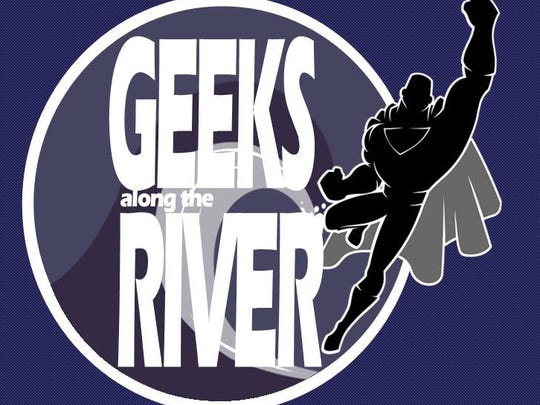 Geeks Along the River is all day Saturday at the Downtown
