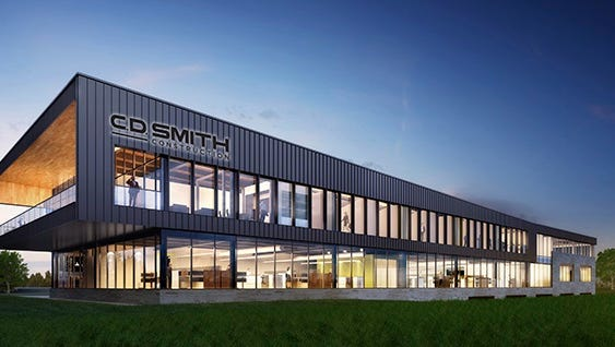 The 50,000-square-foot headquarters will allow for continued growth for the firm.