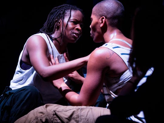 """Ni'Ja Whitson and Scott Shaw star in """"A Meditation on Tongues"""" at Cornell"""