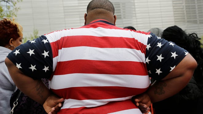 The USA leads the world in obesity, but it's far from the only country with a weight problem.