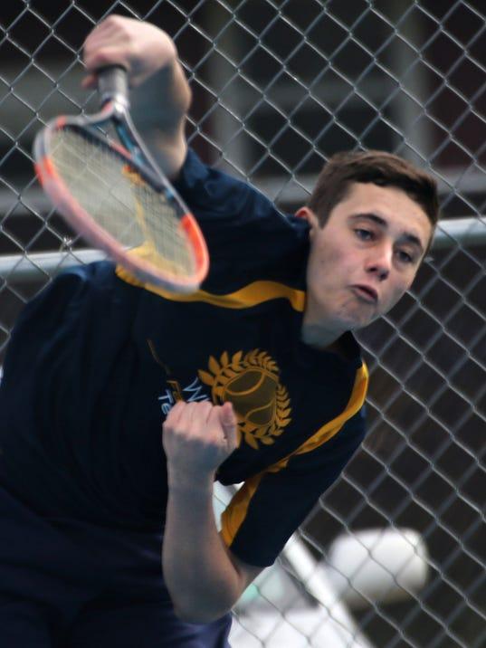 Whitnall-New Berlin Eisenhower Tennis-6