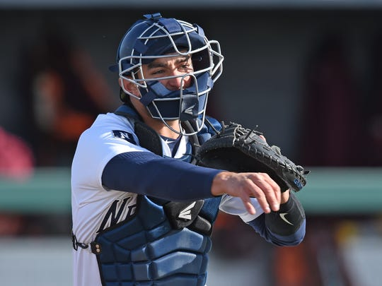 Nevada catcher Kaleb Foster returns for his senior season after finishing as a first-team all-Mountain West selection last year.