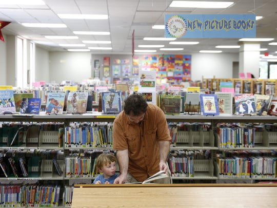 Leroy Collins Public Library become 'school' away from