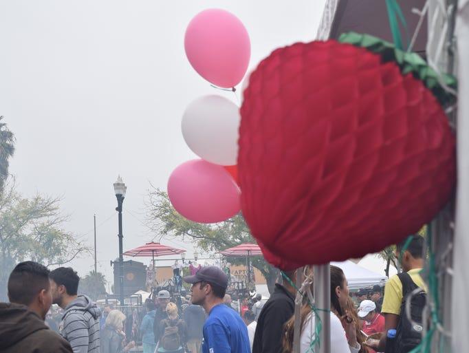 La edición 22° del Festival de la Fresa de Watsonville