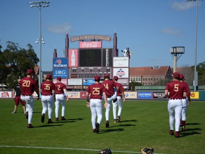 FSU Baseball Day at Mike Martin Field at Dick Howser