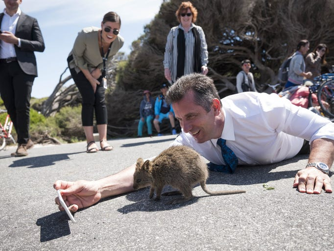 Western Australian Minister for tourism, Paul Papalia,