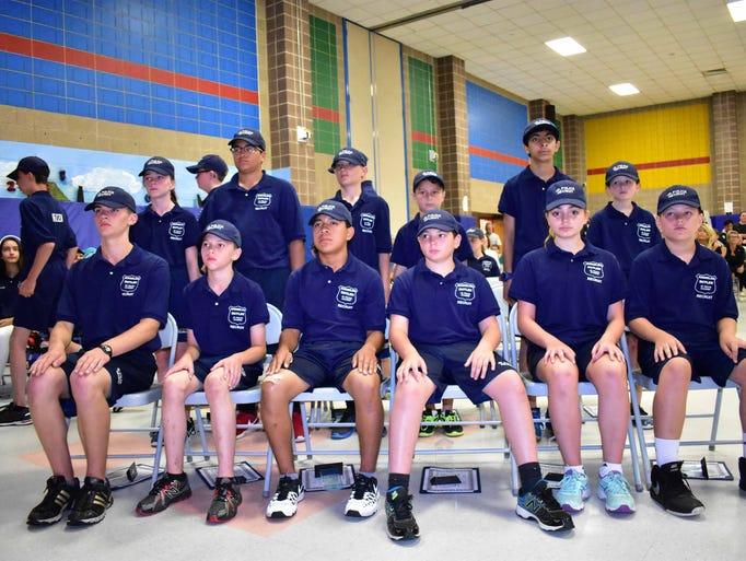 Butler kinnelon junior police academy for Butlers kiel