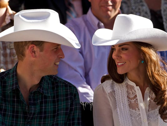 770bf4e9 Will and Kate are coming to Canada - but will they bring the royal kiddies?