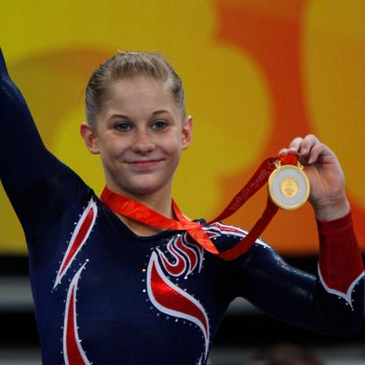 Shawn Johnson East: 'If I had a daughter right now, I couldn't' put her in gymnastics