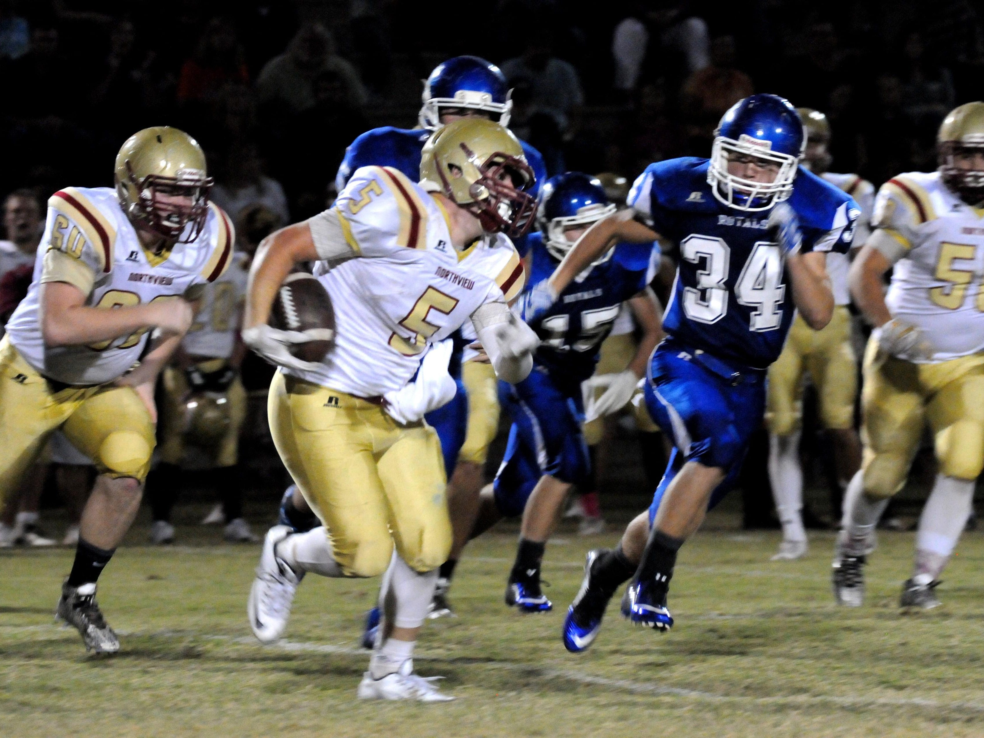 The Chiefs will host the Baker Gators on Oct. 30 for a winner-take-all game with the District 1-A title on the line.