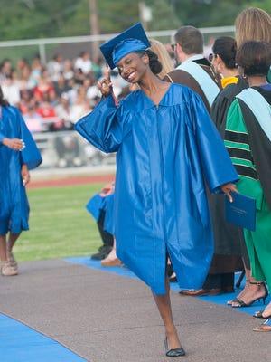 PHOTOS: 2017 MIllville High School graduation ceremony