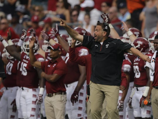 Temple head coach and former Nittany Lion Matt Rhule will get to coach against his alma mater again if he stays in charge of the Owls long enough. The two schools just renewed their longtime series.
