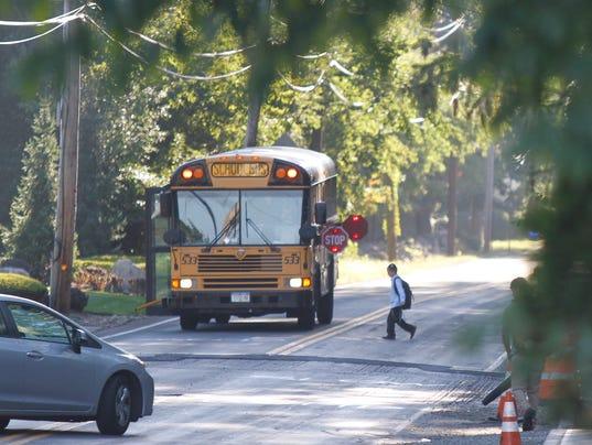 Traffic Congestion near schools