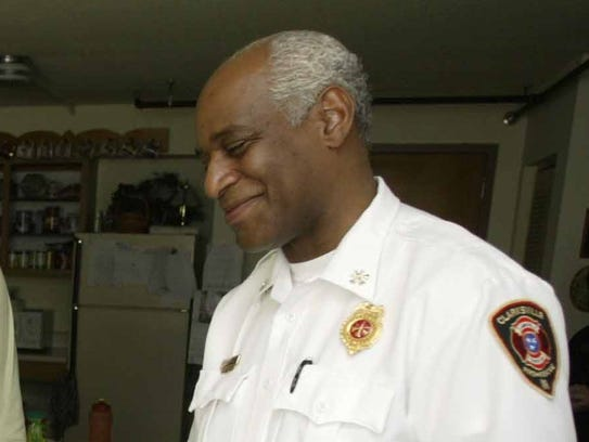 Fire Marshal Ray Williams