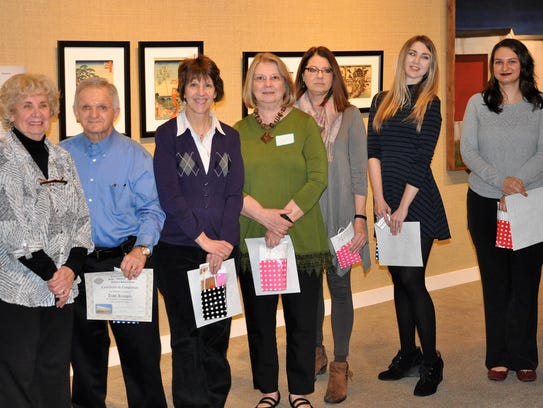 Docent Graduation - The Evansville Museum celebrated