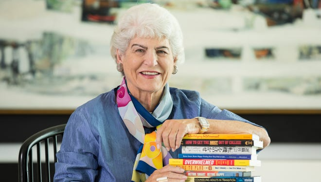 Nancy Schlossberg is a retirement expert who has written several books on the topic.
