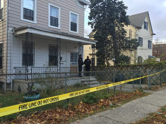 Police tape was put up Nov. 21, 2016, around 214 S. Fifth Ave. in Mount Vernon as police investigated the death of 73-year-old Martin Lisnak. Clifford Ali, 53, was charged the following day with first-degree manslaughter.
