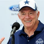 Dallas Cowboys owner Jerry Jones said he was surprised by the team's Super Bowl drought.