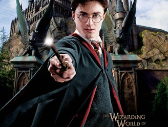 Harry Potter's Hogwarts heads to Hollywood