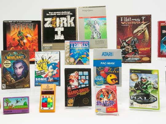 The World Video Game Hall of Fame will begin inducting