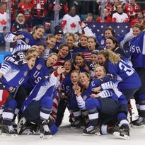 D'Amato: Team USA finally beats Canada for women's hockey gold medal