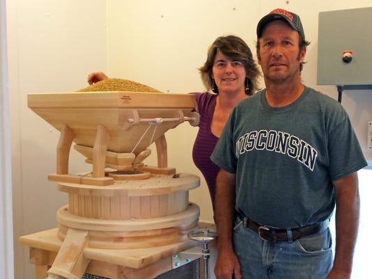 fork15-david meuer and wife leslie