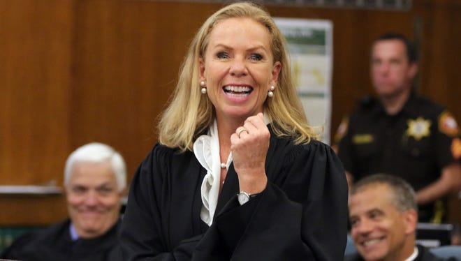 Supreme Court Judge Annette Ziegler has racked up more than $200,000 for her April re-election bid.