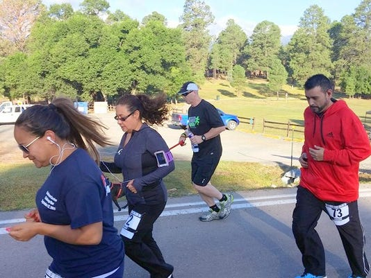 runners ruidoso 5K