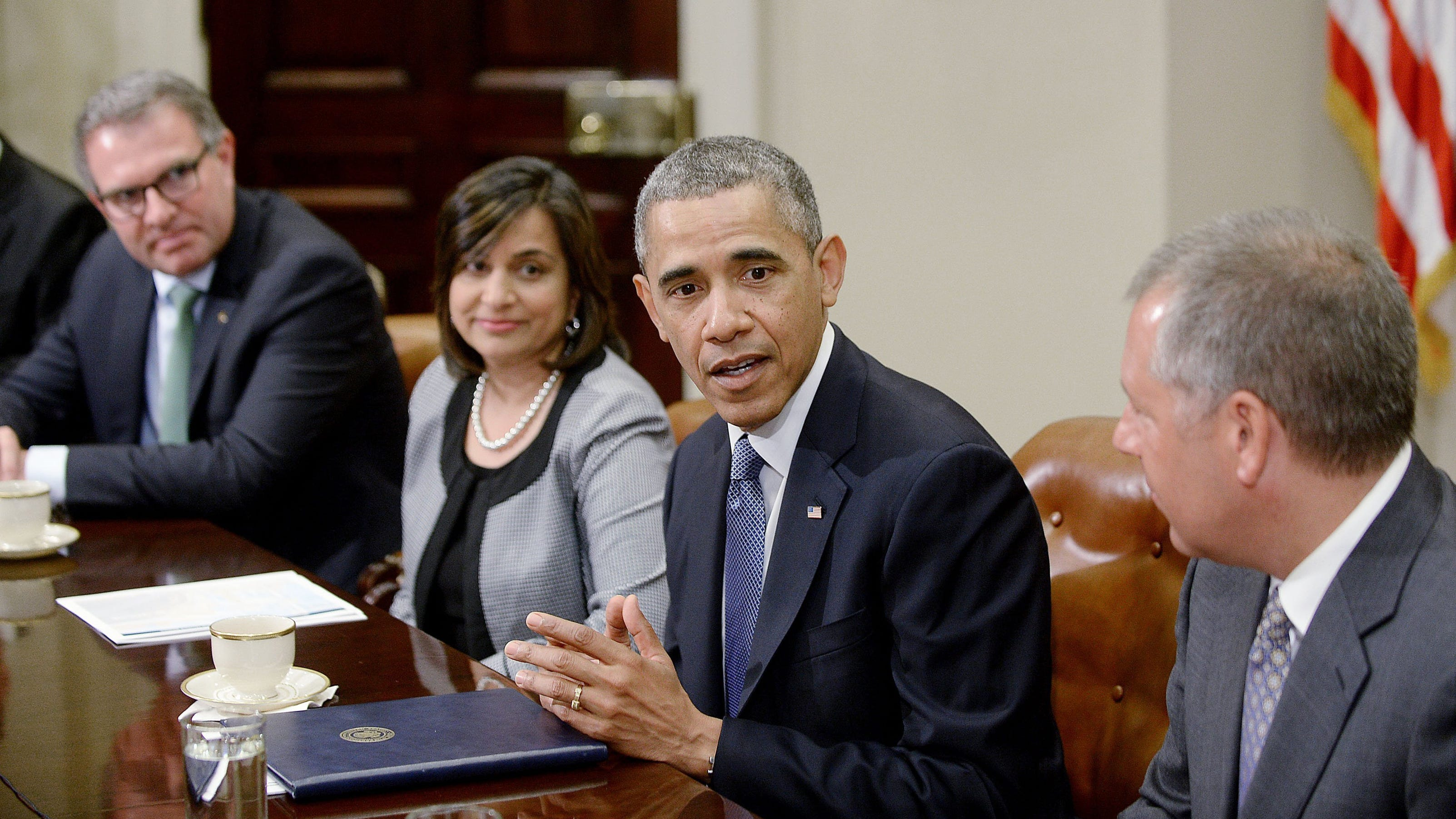 In Obama White House No One Is Held Responsible For Mistakes