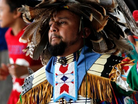 At Traders Village, the 4th Annual Native American