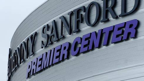 Denny Sanford Premiere Center on June 18.
