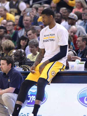 The Pacers are hoping Paul George's return can spark the team to a playoff push.