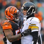 Vontaze Burfict curses at reporter after dirty hits